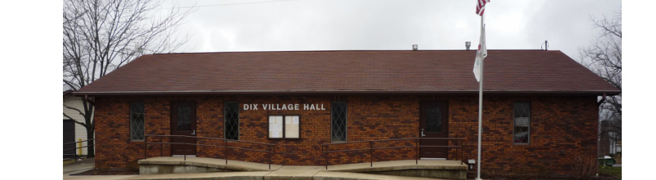 Village Of Dix Illinoiscom Index